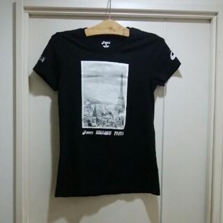 アシックス(asics)の美品 アシックス カットソー XS(Tシャツ(半袖/袖なし))