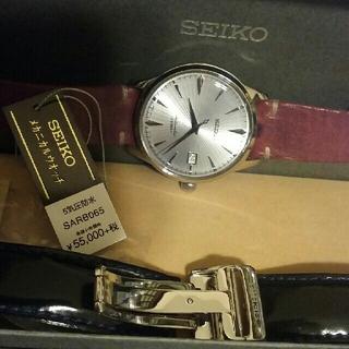 セイコー(SEIKO)のれんさん専用 セイコーメカニカル プレザージュ(腕時計(アナログ))