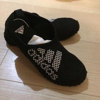 アディダス(adidas)のアディダス ウォーターシューズ  19小さめ(サンダル)