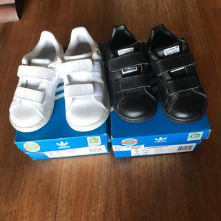 アディダス(adidas)のSTAN SMITH  babyシューズ 13cm(スニーカー)