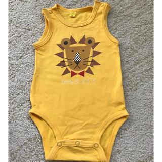 エフオーキッズ(F.O.KIDS)のlittle sunny ライオンロンパース(ロンパース)