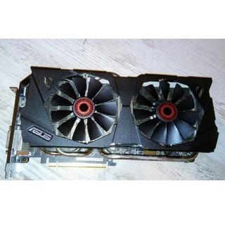 エイスース(ASUS)のぶーたん様専用 ASUS STRIX GTX980 4G  (PCパーツ)