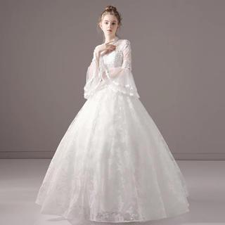 レディース ウエディングドレス (ウェディングドレス)
