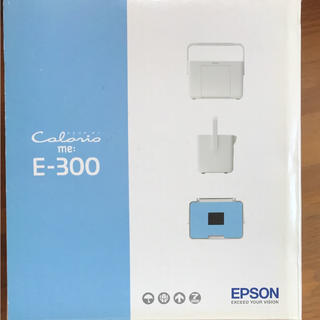 エプソン(EPSON)のエプソン カラリオミーE-300(PC周辺機器)