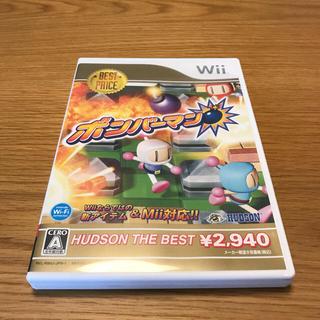ウィー(Wii)のボンバーマン wiiソフト(家庭用ゲームソフト)