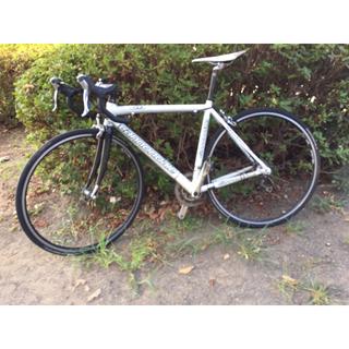キャノンデール(Cannondale)のキャノンデール caad9 サイコン付き(自転車本体)