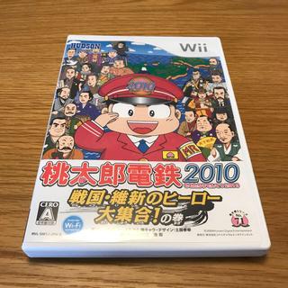ウィー(Wii)の桃太郎電鉄2010 戦国維新のヒーロー大集合の巻 wiiソフト(家庭用ゲームソフト)