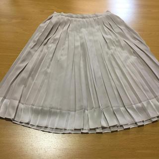 セブンアイディコンセプト(7-Idconcept)のプリーツスカート 7-IDconcept(ひざ丈スカート)