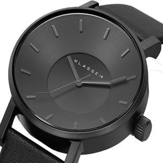 klasse14 ブラック 新品(腕時計(アナログ))