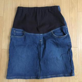 ムジルシリョウヒン(MUJI (無印良品))のマタニティ用スカート(マタニティウェア)