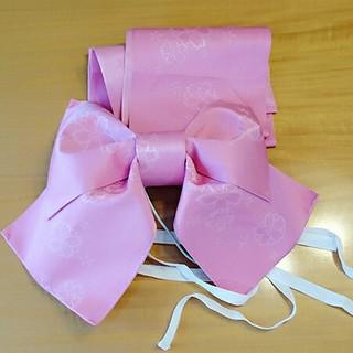 浴衣の帯 (つくり帯)(浴衣帯)