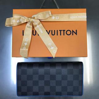 LOUIS VUITTON - 美品 ルイヴィトン ダミエ長財布
