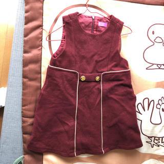 アニカ(annika)のMサイズ annika 韓国子供服 フォーマル ワンピース セレモニー(ドレス/フォーマル)