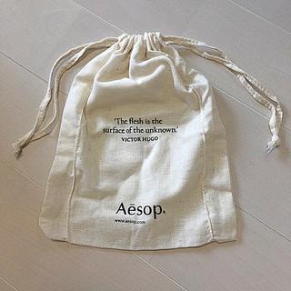イソップ(Aesop)のなっちゃん様専用♡  Aesop 巾着(ショップ袋)