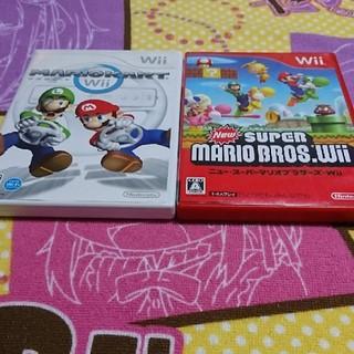 ウィー(Wii)のWii ソフト セット(家庭用ゲームソフト)
