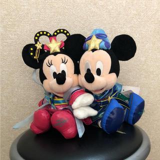 Disney - ディズニー 七夕 ぬいぐるみ