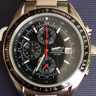 エディフィス(EDIFICE)のカシオ エディフィス  新品、未使用‼️(腕時計(アナログ))