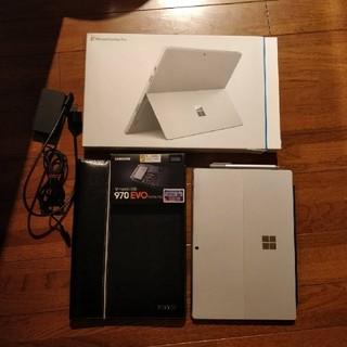 Microsoft - surface pro4  i5 256 GB 希少フルセット