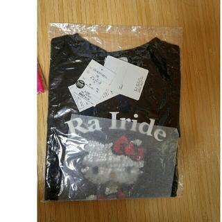 イリーデ(Ra Iride)のRa IrideのキティちゃんコラボTシャツ(Tシャツ(半袖/袖なし))