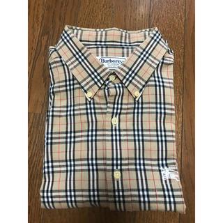 BURBERRY - 極美品 バーバリーチェックシャツ
