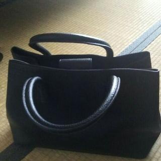 ジーユー(GU)のジーユー  レディース  黒  ビジネスバッグ(ビジネスバッグ)