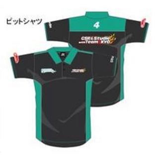 グッドスマイルレーシング 初音ミク/レーシングミク 2011 ピットクルーシャツ