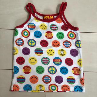 バハ(BAJA)のバハ  キャミソール  100cm(Tシャツ/カットソー)