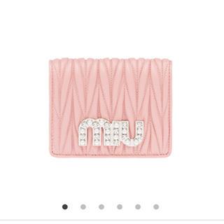 miumiu 財布(財布)