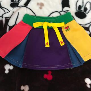 ブーフーウー(BOOFOOWOO)のブーフーウー スカートXS(スカート)