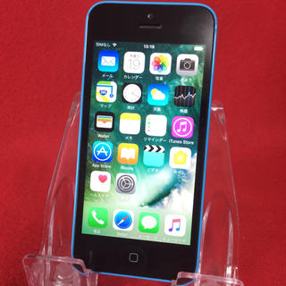 iPhone - ★格安★ iPhone5c 32GB au 管261