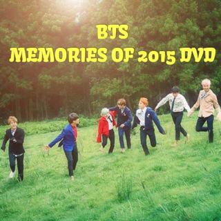 ボウダンショウネンダン(防弾少年団(BTS))の BTS 防弾少年団 MEMORIES OF 2015 (K-POP/アジア)
