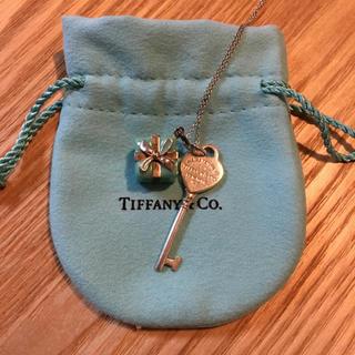 Tiffany & Co. - ティファニー  チャーム ネックレス