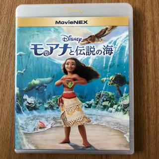 ディズニー(Disney)のモアナと伝説の海 DVD Blu-ray2枚/Movie Nex(キッズ/ファミリー)