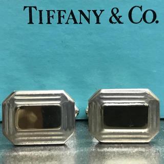 ティファニー(Tiffany & Co.)のティファニー イタリア刻印 カフス カフリンクス(カフリンクス)