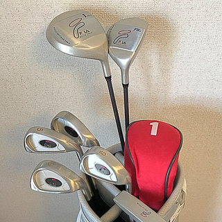 アディダス(adidas)のレディースゴルフクラブセットFILA (クラブ)