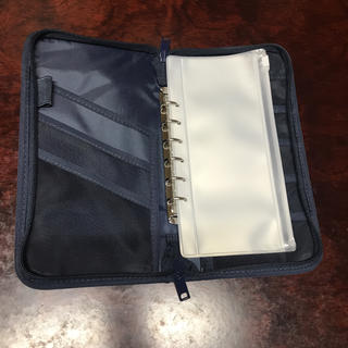 ムジルシリョウヒン(MUJI (無印良品))の無印パスポートケース(ポーチ)
