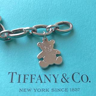 ティファニー(Tiffany & Co.)のTIFFANY&Co.ベアチャーム(チャーム)