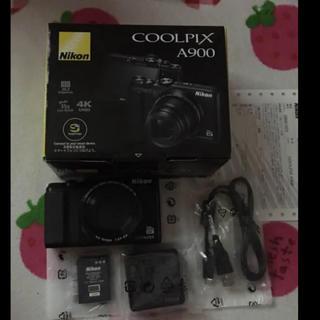 Nikon - Nikon coolpix a900