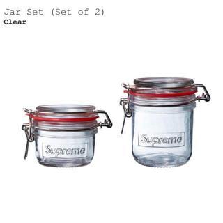 シュプリーム(Supreme)の2018SS シュプリーム Jar Set Set of 2 Clear(容器)