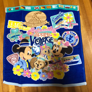 Disney - ディズニーシー ウォッシュタオル