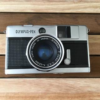 オリンパス(OLYMPUS)のOLYMPUS PEN EED ハーフカメラ(フィルムカメラ)