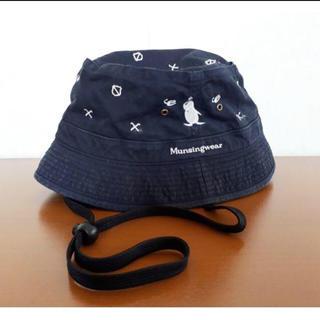 Munsingwear マンシングウェア 帽子 ハット(その他)
