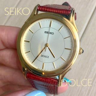 セイコー(SEIKO)のSEIKO DOLCE セイコードルチェ腕時計(腕時計(アナログ))