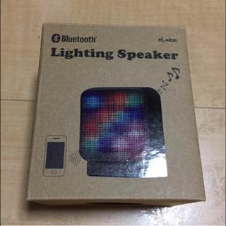 アディダス(adidas)のadidas  Bluetooth Lightning speaker(ポータブルプレーヤー)