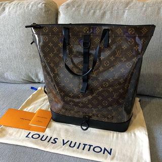 ルイヴィトン(LOUIS VUITTON)の【新品未使用】新作LOUISVUITTONジップドトート2018年7月17日購入(バッグパック/リュック)