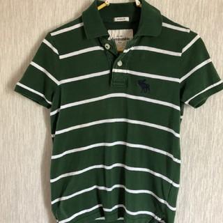 アバクロンビーアンドフィッチ(Abercrombie&Fitch)のポロシャツ アバクロンビー KIDS S(ポロシャツ)