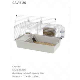 CAVIE 80 うさぎ、モルモットのケージ(小動物)