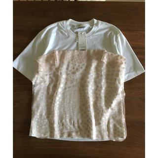 バーニーズニューヨーク(BARNEYS NEW YORK)の新品未使用     CEDRIC CHARLIER   Tシャツ(Tシャツ(半袖/袖なし))