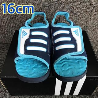 アディダス(adidas)のadidas サンダル 16cm(サンダル)