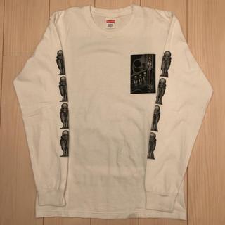 シュプリーム(Supreme)のsupreme ギーガーロンT S(Tシャツ/カットソー(七分/長袖))